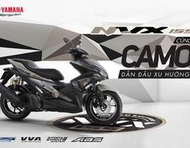 Yamaha ra mắt NVX 155 Camo có giá 52,69 triệu đồng