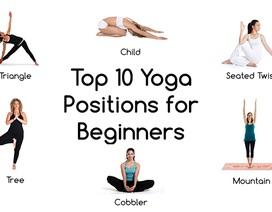 10 tư thế yoga bạn nhất định nên biết (tiếp)