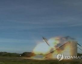 """Hàn Quốc """"khoe"""" vũ khí chiến lược dùng để đối phó Triều Tiên"""