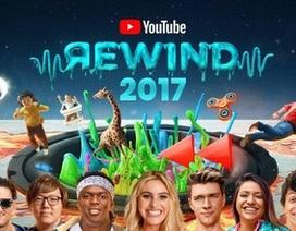Youtube tung video ấn tượng và hoành tráng để tổng kết năm 2017