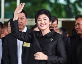 Thái Lan khép lại vụ bà Yingluck do không có kháng cáo