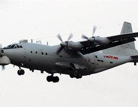 Máy bay vận tải quân sự Trung Quốc tiến sát Đài Loan