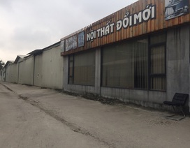 """Hà Nội: Hậu quả """"nhãn tiền"""" từ tình trạng vi phạm trật tự xây dựng tại quận Cầu Giấy"""