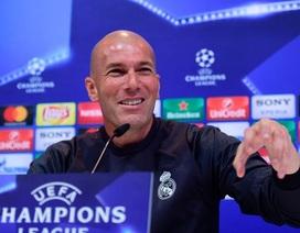 "HLV Zidane vẫn muốn ""làm gỏi"" Atletico"