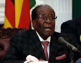 Vì sao Tổng thống Zimbabwe vẫn tự tin không tuyên bố từ chức?