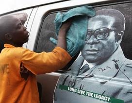 """Cuộc """"đảo chính"""" lạ đời nhất thế giới ở Zimbabwe"""