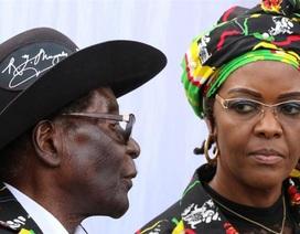 """Đệ nhất phu nhân Zimbabwe vắng bóng bí ẩn giữa """"tâm bão"""" chính biến"""
