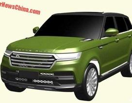 Hãng xe Trung Quốc nhái thiết kế Range Rover Sport