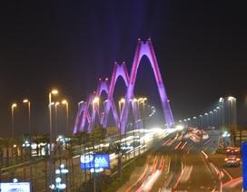 Thủ đô Hà Nội ngày càng đẹp hơn nhờ những công trình chiếu sáng đẳng cấp
