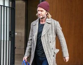 David Beckham đi sắm hàng hiệu tại Pháp