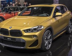 BMW X2 thêm sức nóng cho phân khúc crossover