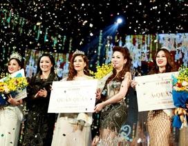 Dàn sao hội tụ trong đêm chung kết The Beauty 2017