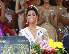 H'Hen Nie đăng quang Hoa hậu Hoàn vũ Việt Nam 2017