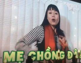 Clip bố mẹ hát rap cực vui trong đám cưới của con gây sốt