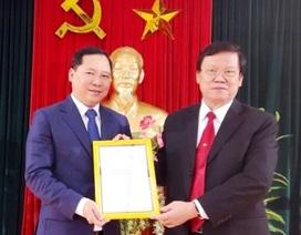 Bí thư Trung ương Đoàn Nguyễn Phi Long tham gia Ban Thường vụ Tỉnh ủy Bình Định