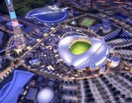 Những kiến trúc gây choáng ngợp của Qatar
