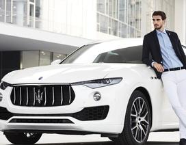 Sở hữu Maserati - Sở hữu một tác phẩm nghệ thuật khơi gợi nhiều cảm hứng