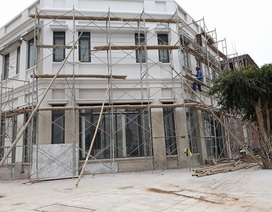 Bất chấp không được cấp phép vẫn xây dựng hàng loạt công trình tại Thanh Hóa