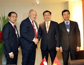 Sắp ký Hiệp định thương mại tự do giữa Việt Nam với 4 nước châu Âu
