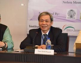 Đại sứ Việt Nam tại Ấn Độ: Việt - Ấn có lợi ích song trùng