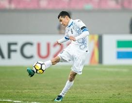 """Ngôi sao Uzbekistan: """"Chúng tôi sẽ thắng U23 Việt Nam để vô địch"""""""