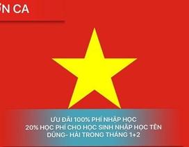 U23 Việt Nam: Trường mầm non bất ngờ giảm học phí cho HS có tên Dũng - Hải