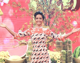 Hoa hậu Hoàn vũ H'hen Niê lần đầu tiên trở lại sàn catwalk sau đăng quang