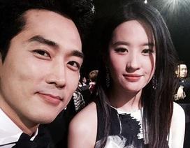 Song Seung Heon và Lưu Diệc Phi chính thức chia tay