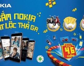 Săn khuyến mãi lớn cùng Nokia trúng ngay xe máy Vespa