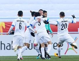 Sức mạnh của U23 Uzbekistan đáng gờm như thế nào?