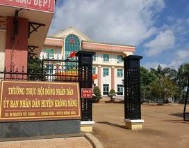 Khởi tố Phó trưởng Phòng TN-MT huyện làm lộ đề thi
