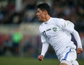 """Những ngôi sao Uzbekistan đáng sợ nhất mà U23 Việt Nam """"dè chừng"""""""