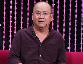 Diễn viên Hoàng Sơn suýt mất vợ con vì tính đào hoa