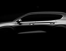 Hyundai công bố hình ảnh đầu tiên về Santa Fe thế hệ mới