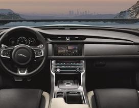 10 lý do khiến Jaguar XF là mẫu xe đáng để mua