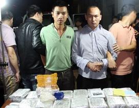 Triệt phá đường dây vận chuyển 210.000 viên ma túy tổng hợp