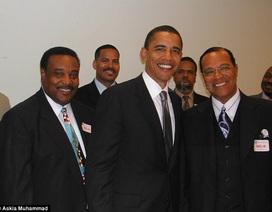 Bức ảnh chưa từng công bố về ông Obama gây xôn xao