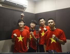 Nhiều sao Việt xin được hát miễn phí trong đêm vinh danh U23 Việt Nam