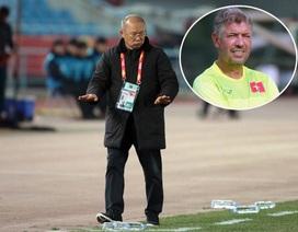 U23 Việt Nam đấu U23 Uzbekistan, HLV Park Hang Seo cần ai tham mưu?