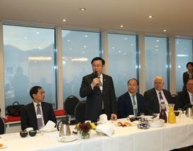 Phó Thủ tướng Vương Đình Huệ: Việt Nam sẽ trở thành mảnh đất cho những hành động 4.0