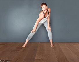 Khỏe đẹp với 30 phút tập thể dục mỗi tuần