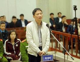 """Trịnh Xuân Thanh than """"2 năm qua, bị cáo như con ngáo ộp"""""""