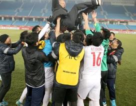 U23 Việt Nam - U23 Uzbekistan: Giấc mơ làm nên lịch sử