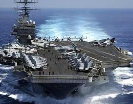 Tàu sân bay Mỹ có thể lần đầu tiên thăm Việt Nam vào tháng 3