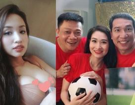 BTV Quang Minh sang Trung Quốc cổ vũ U23, Vân Hugo làm thơ tặng HLV Park Hang-Seo