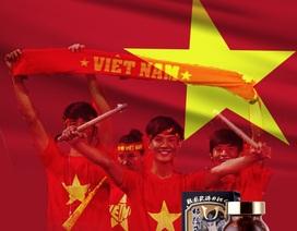 Zetsurin Busho đồng hành cùng đội tuyển U23 Việt Nam