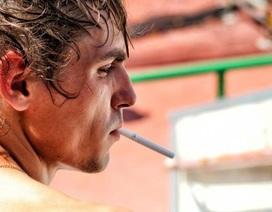 Chỉ hút một điếu thuốc mỗi ngày cũng  làm tăng nguy cơ bệnh tim