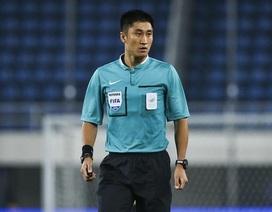 AFC bất ngờ đổi trọng tài bắt trận chung kết U23 châu Á