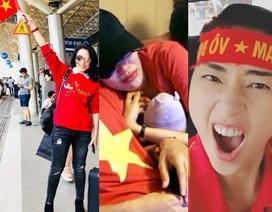 """Sao Việt bật khóc, cảm ơn U23 Việt Nam vì tinh thần """"chiến đấu"""" quả cảm"""