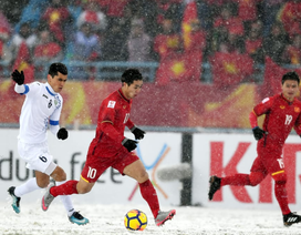 U23 Việt Nam 1-2 U23 Uzbekistan: Bàn thua ở cuối hiệp phụ